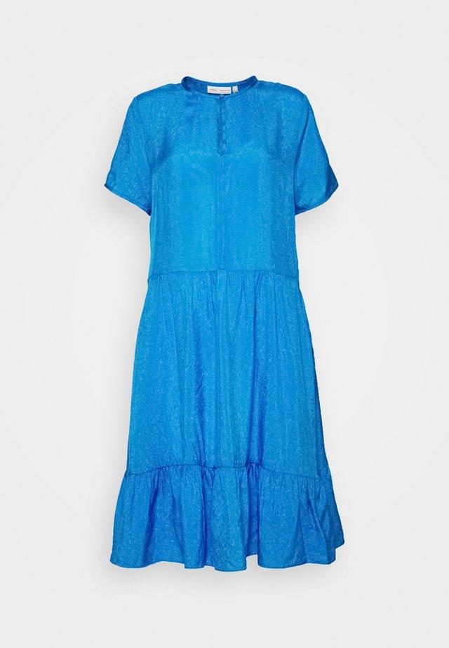 FEDORA DRESS - Korte jurk - pacificblue
