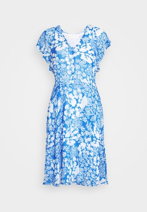 FLORIZZAI SHORT DRESS - Freizeitkleid - light blue