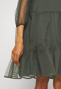InWear - KATERINA DRESS - Cocktail dress / Party dress - beetle green - 6