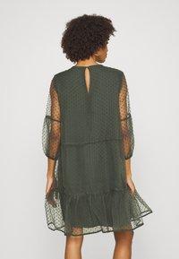 InWear - KATERINA DRESS - Cocktail dress / Party dress - beetle green - 2
