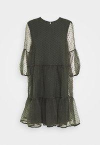 InWear - KATERINA DRESS - Cocktail dress / Party dress - beetle green - 5