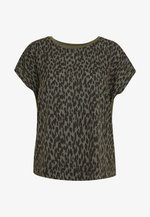 SICILY - Blouse - beetle green unruly dot