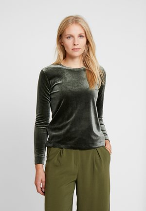 VOLTAIRE  - Maglietta a manica lunga - olive leaf