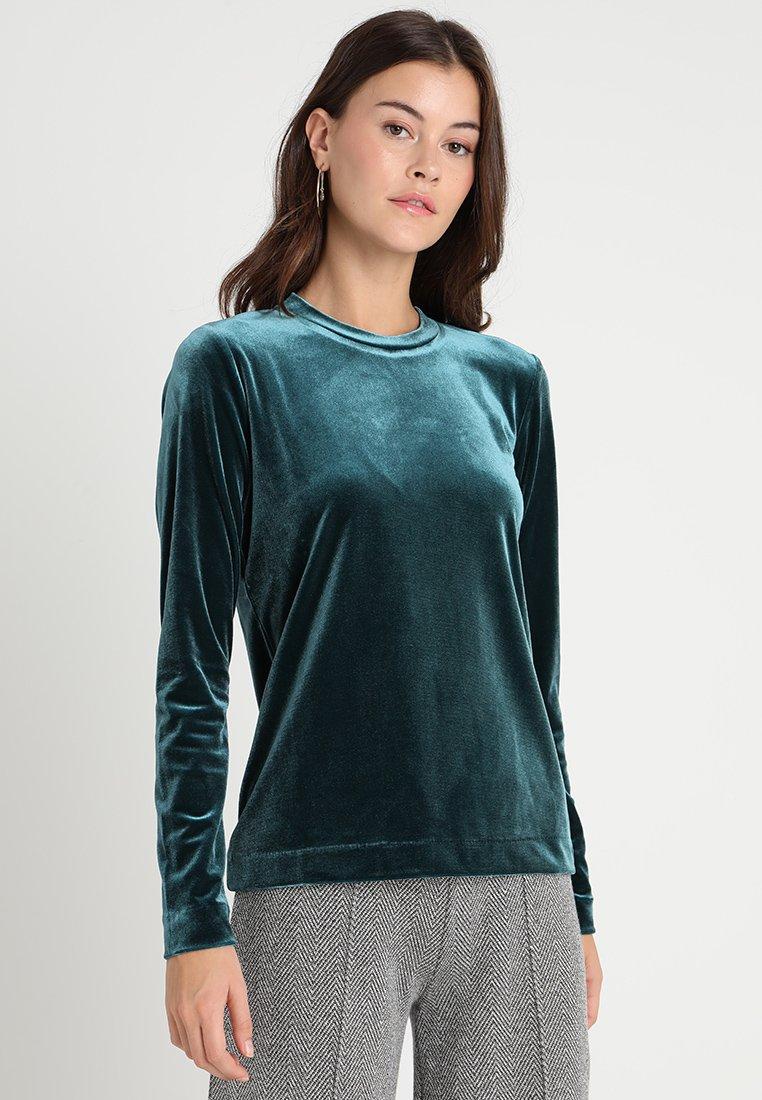 InWear - VOLTAIRE  - Bluzka z długim rękawem - deep teal