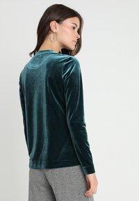 InWear - VOLTAIRE  - Bluzka z długim rękawem - deep teal - 2