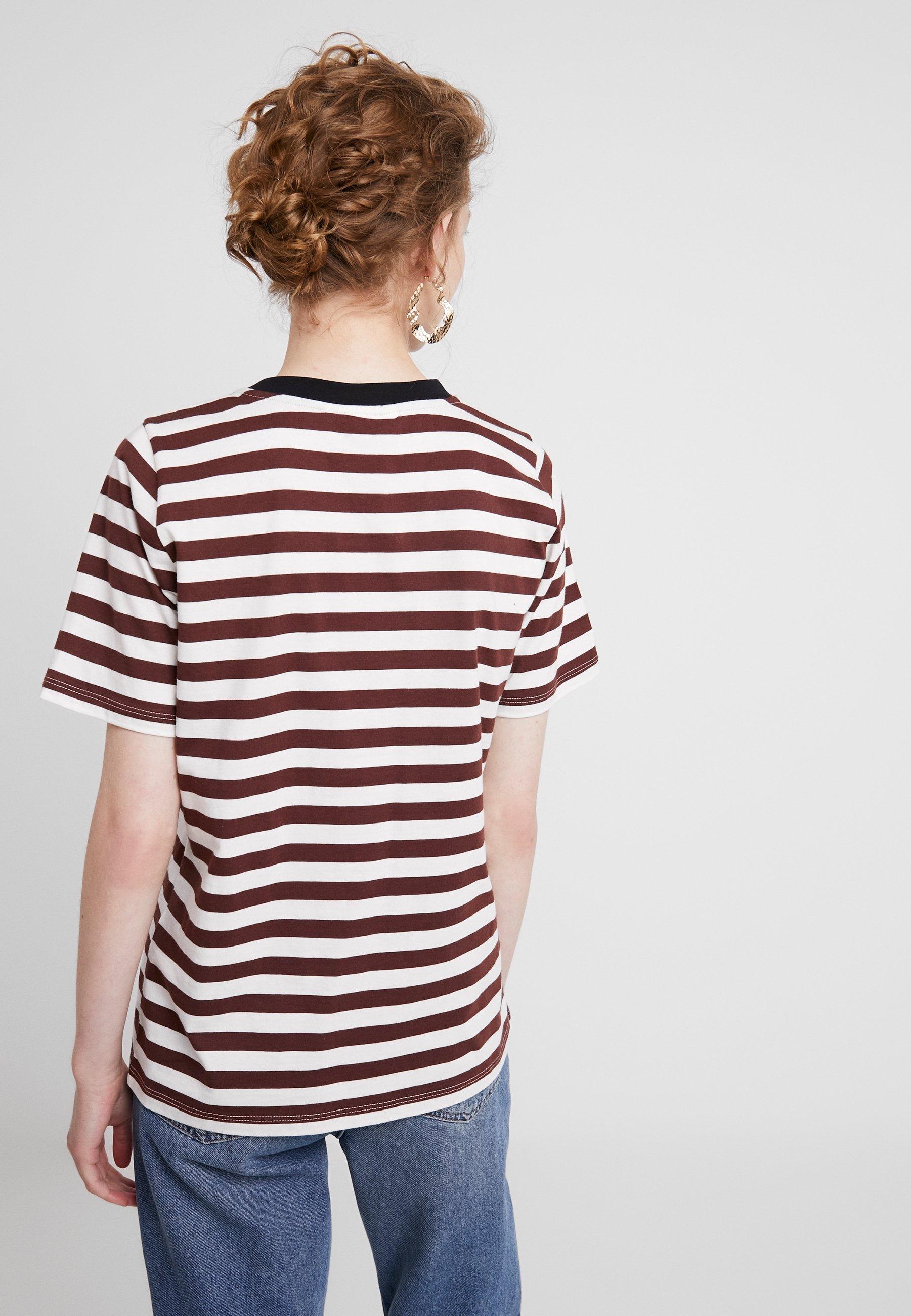 Chocolate Inwear shirt RubiT Bitter Imprimé fYb6yg7v