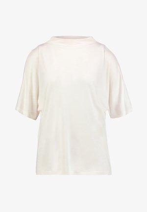 PALMER - T-shirt print - french nougat
