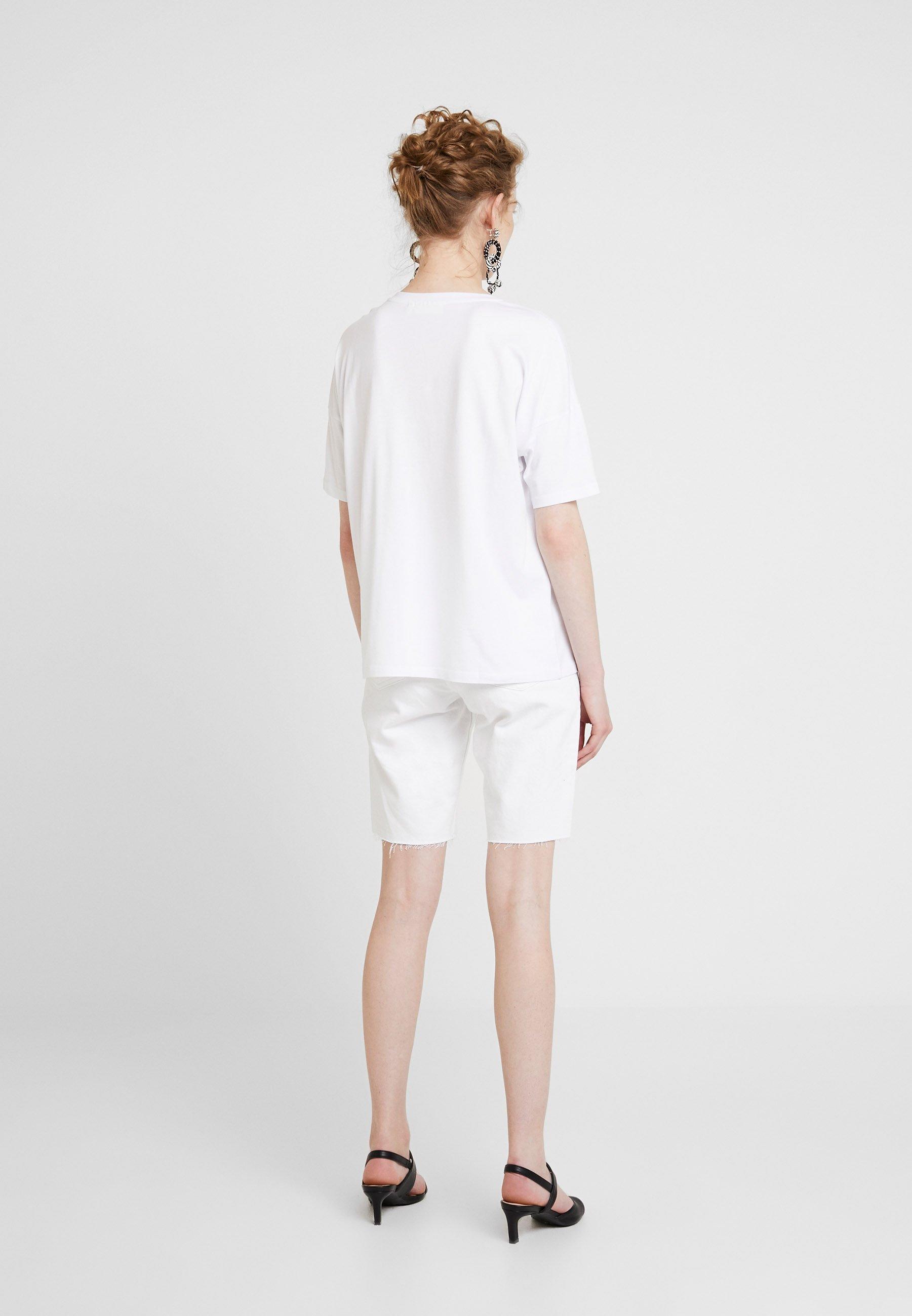 Ivy White Pure Inwear RelaxedT shirt Imprimé LSMVpGjqUz