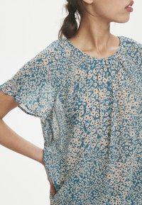InWear - TALLYIW  - T-shirt z nadrukiem - petrol blue - 3
