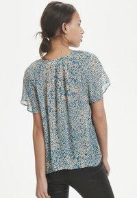 InWear - TALLYIW  - T-shirt z nadrukiem - petrol blue - 2