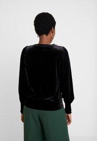 InWear - ORIEL - Langærmede T-shirts - black - 2