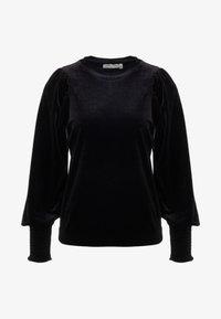InWear - ORIEL - Langærmede T-shirts - black - 3