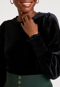InWear - ORIEL - Maglietta a manica lunga - black - 4