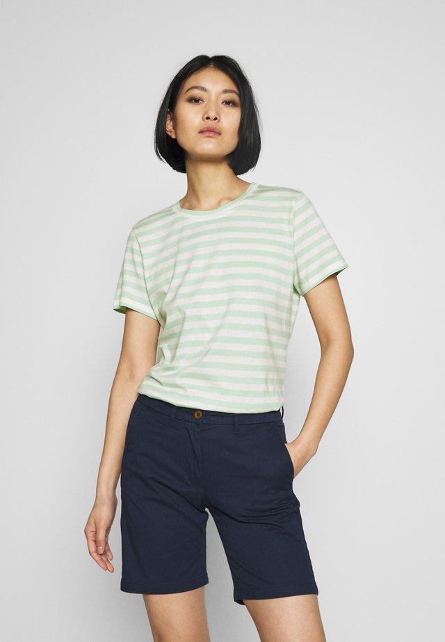 MYKAIW - Print T-shirt - mint green