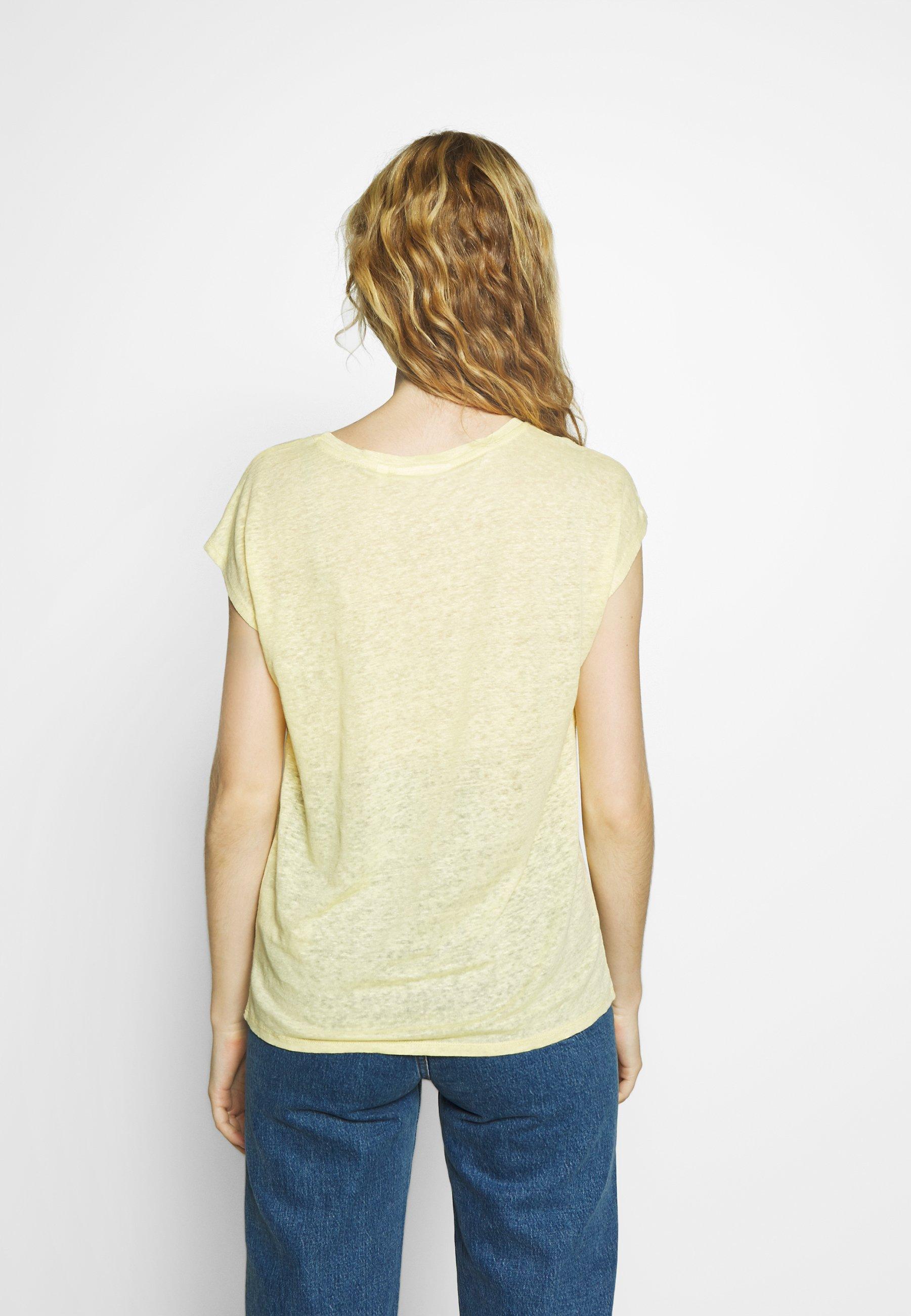InWear FAYLINN - T-shirt basic - french vanilla