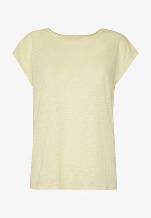 FAYLINN - T-Shirt basic - french vanilla