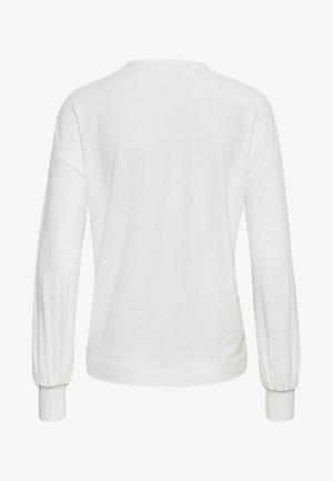 ORITIW  - Long sleeved top - white smoke