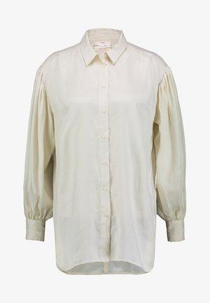 HUTTON SHIRT - Overhemdblouse - french nougat