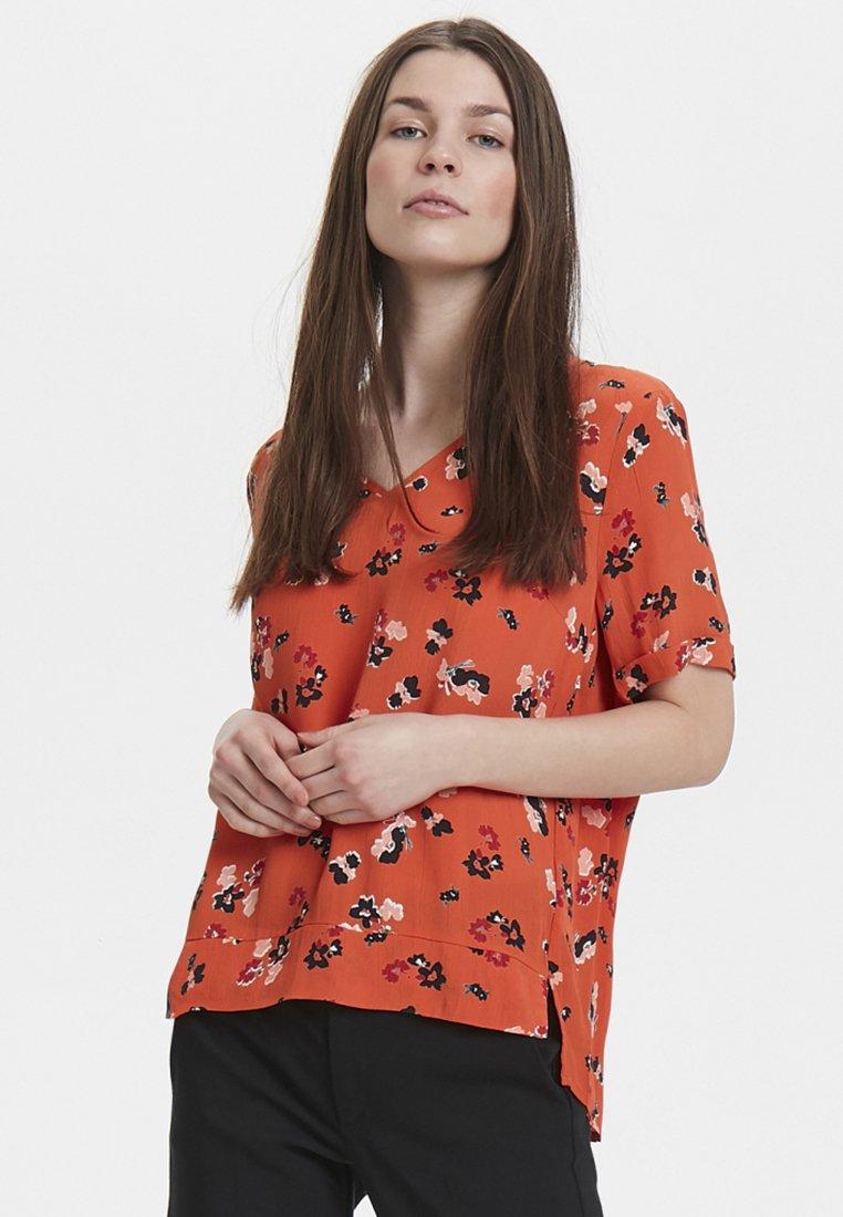 InWear - Bluse - orange