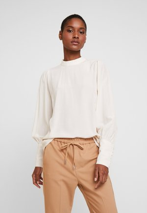 LOUISI BLOUSE - Blůza - french nougat