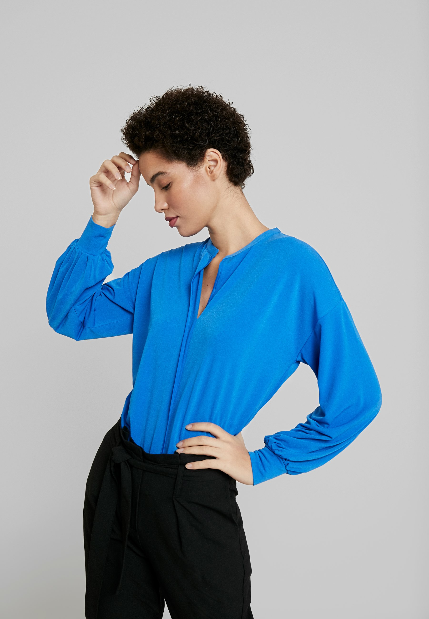 InWear ORIT BLOUSE - Bluser - strong blue