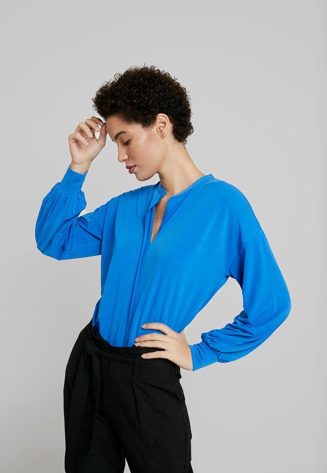 ORIT BLOUSE - Bluzka - strong blue