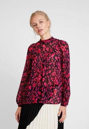 CLARICE BLOUSE - Bluse - pink petunia
