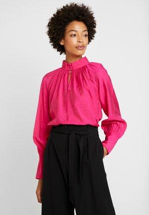 CORDELIA BLOUSE - Blouse - pink petunia