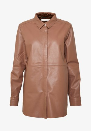 KHANDI - Overhemdblouse - cinnamon