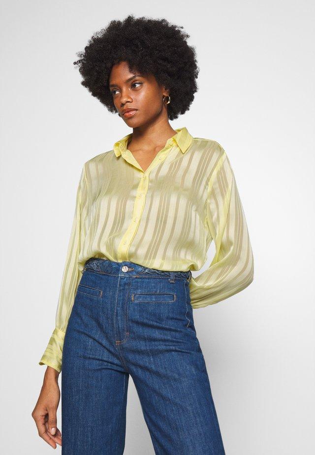 REEMA - Button-down blouse - french vanilla