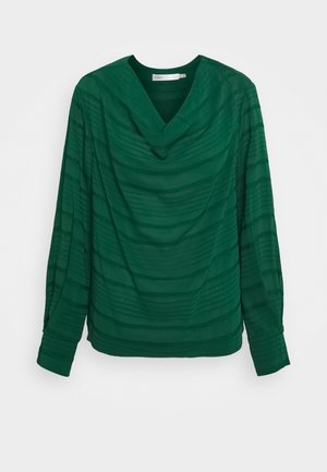 PABLAHIW BLOUSE - Blouse - warm green
