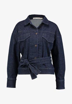 EMONEIW JACKET - Denim jacket - blue denim