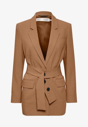 KATRICEIW  - Short coat - cinnamon
