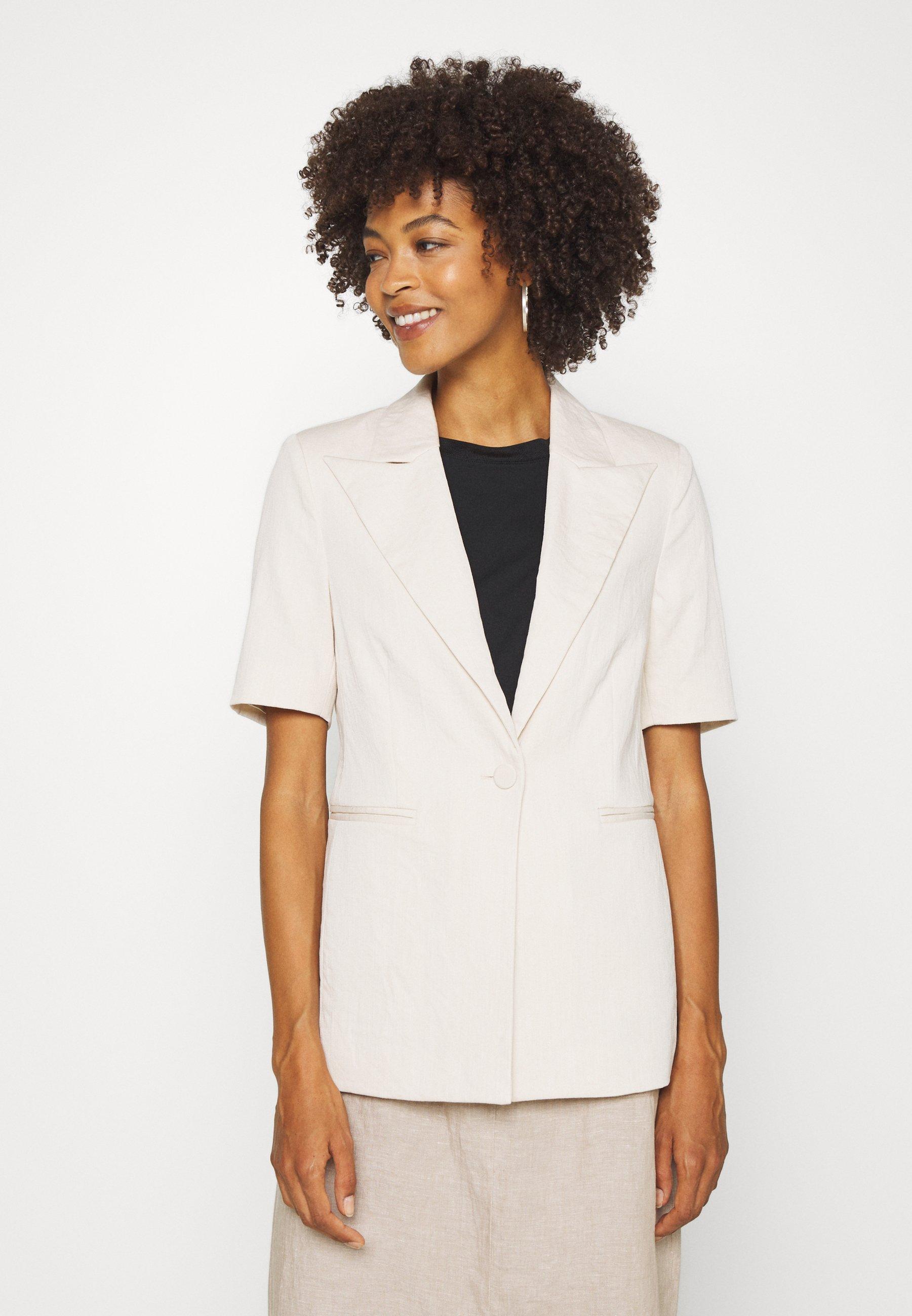 InWear GEORGIA - Blazer - french nougat | Damenbekleidung billig