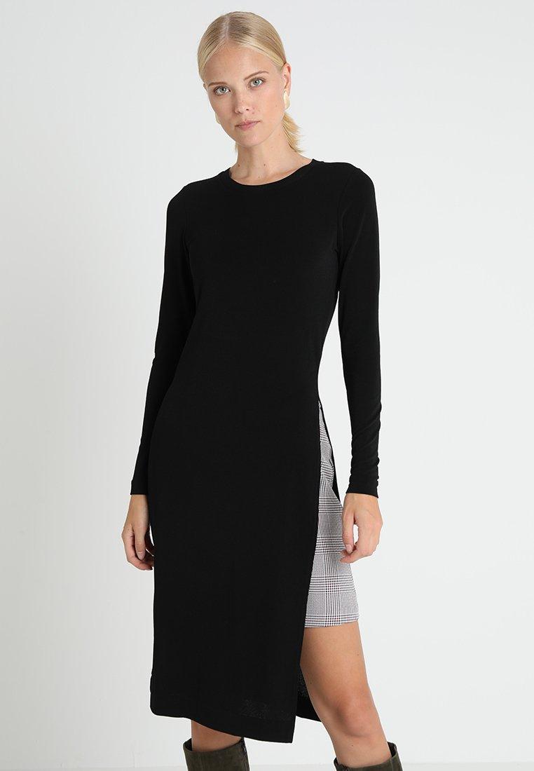 InWear - WILLA DRESS - Jerseykleid - black