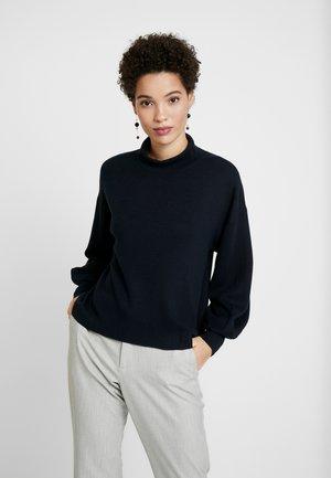 ILZEI WANETTA - Sweter - marine blue