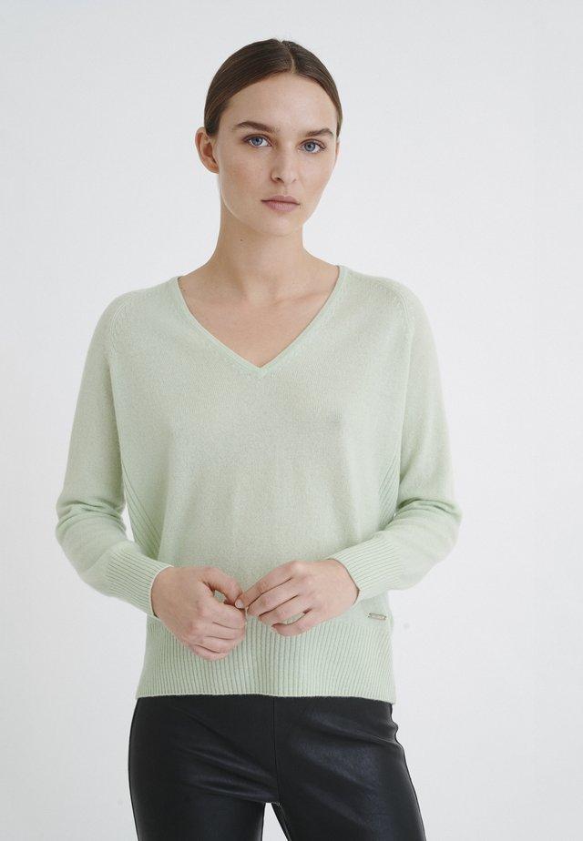 LUKKA  - Jersey de punto - green