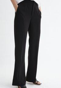 InWear - ABANA - Trousers - black - 0