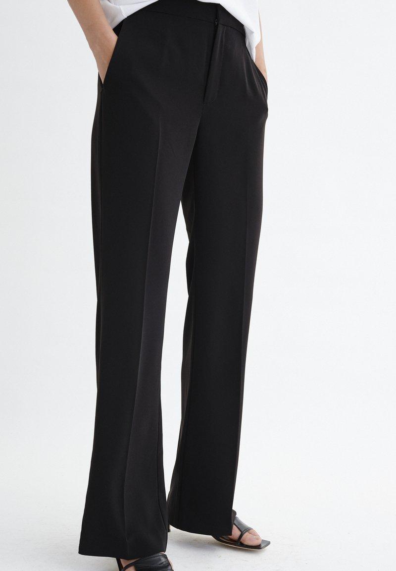 InWear - ABANA - Trousers - black