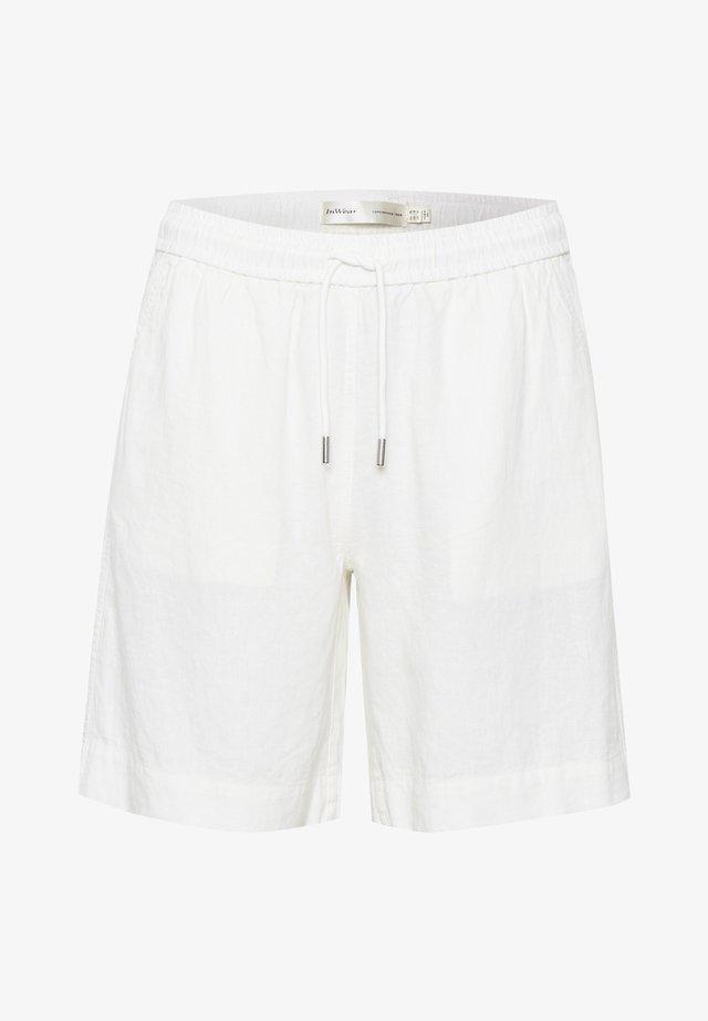 Shorts - pure white