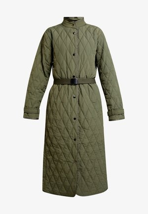 GURLI COAT - Classic coat - beetle green