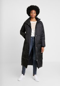 InWear - ZAYRA LONG COAT - Dunfrakker - black - 0