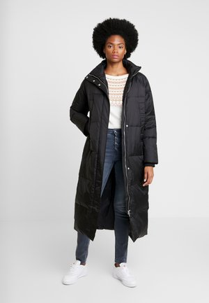 ZAYRA LONG COAT - Dunfrakker - black
