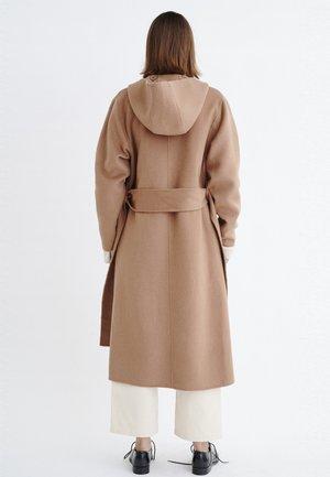 JENELLEIW  - Płaszcz wełniany /Płaszcz klasyczny - warm camel