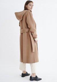 InWear - JENELLEIW  - Mantel - warm camel - 2