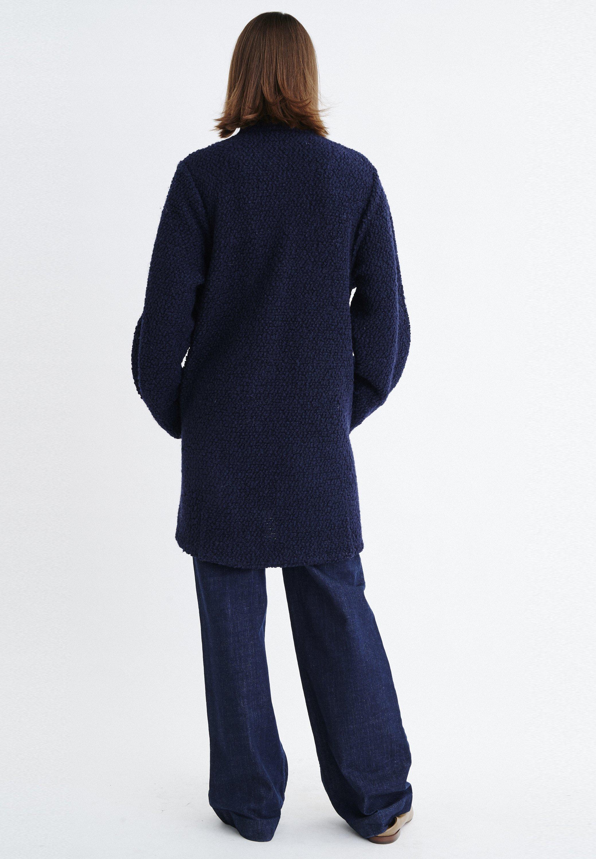 InWear JOPLINIW  - Krótki płaszcz - marine blue