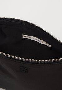 InWear - TRAVEL SHOULDER BAG - Across body bag - black - 2