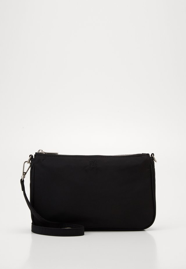 TRAVEL SHOULDER BAG - Umhängetasche - black