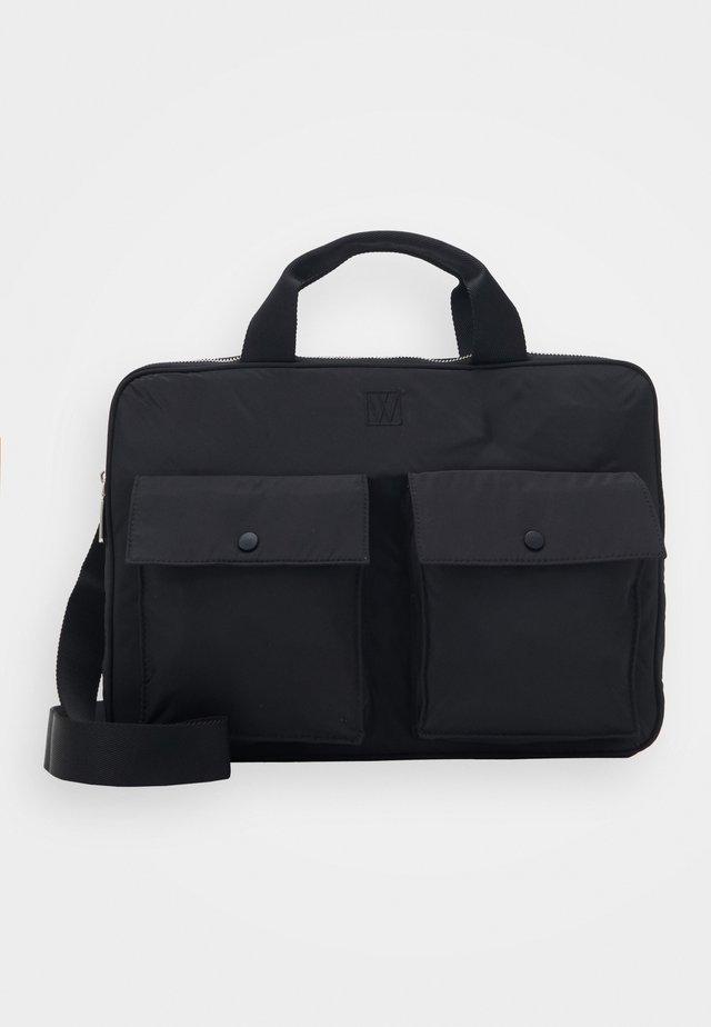 TRAVEL LAPTOP BAG - Laptoptas - black