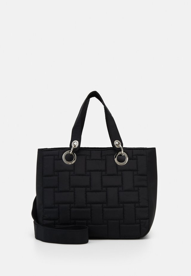 TRAVEL QUILT  - Handbag - black